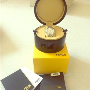 Fendi ladies watch